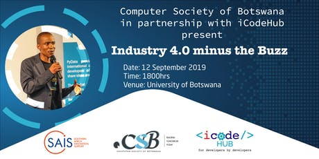 Industry 4.0 minus the Buzz tickets