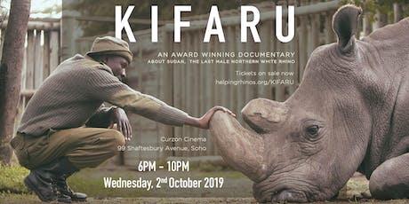 'Kifaru'  London Movie Screening - Additional Date tickets