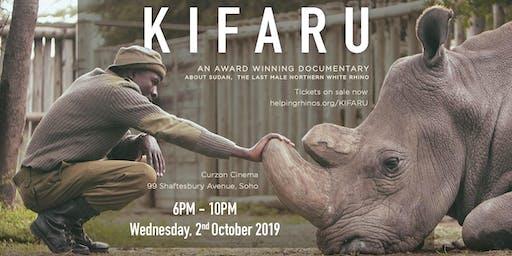 'Kifaru'  London Movie Screening - Additional Date