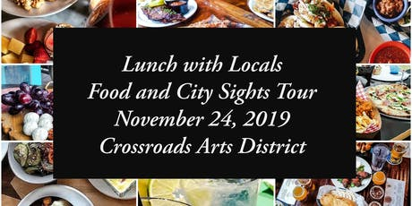 Lunch with Locals explores Kansas City's Crossroads Arts District tickets