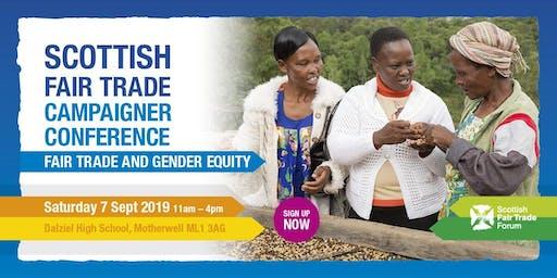 Scottish  Fair Trade Campaigner Conference