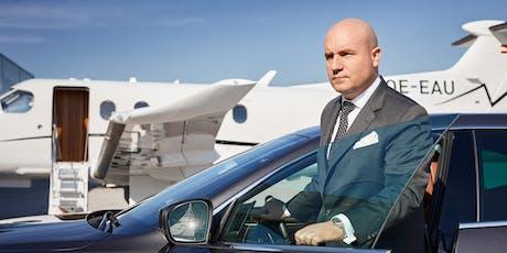 Unternehmer Lounge mit Florian Koschat / Wie Profis Geld anlegen Tickets