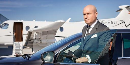 Unternehmer Lounge mit Florian Koschat / Wie Profis Geld anlegen