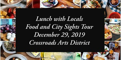 Lunch with Locals explores Kansas City's Crossroads Arts District