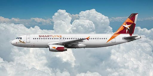 Smartlynx Airlines at Airways Aviation, Oxford