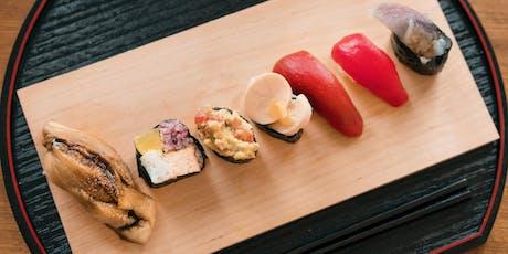 Vegan Sushi Bar tickets