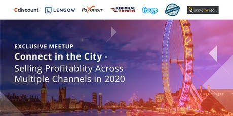 Connect in the City - Selling Profitably Across Mulitple Channels tickets