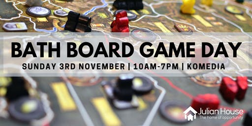 Bath Board Game Day