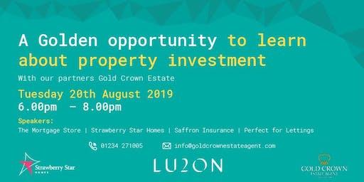 """""""Golden Opportunity"""" for Investors"""