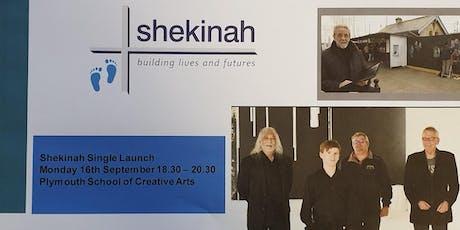 Shekinah Single Launch tickets
