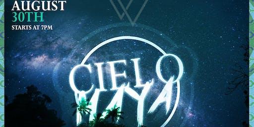 ICHU Terraza - Cielo Maya with HALLEX M & ARUN R