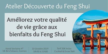 Atelier Découverte du Feng Shui billets
