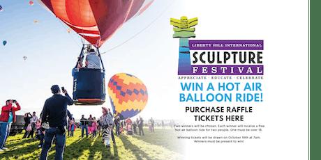 Liberty Hill International Sculpture Festival tickets