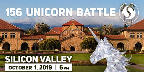 156 Unicorn Battle, Silicon Valley tickets