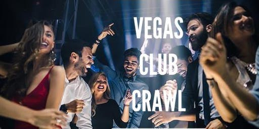 Vegas Nightclub Crawl! Access Vegas Nightclubs