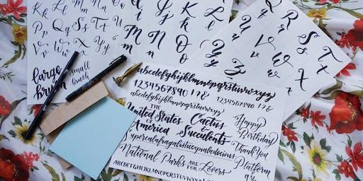 Calligraphy: Level I