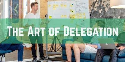 PACT HR: Art of Delegation