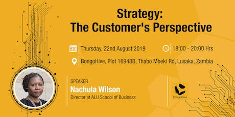 Strategy: The Customer's Perspective tickets