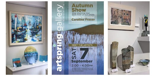 Meet the Artists  and Join other Art Lovers - 1st Saturday of the Month