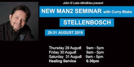 New Man 2 Seminar tickets