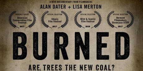 Burned - A film for anyone who cares about forests tickets
