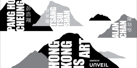 Hong Kong is Art - 7 Minutes of Hong Kong by 7 Hong Kongers tickets