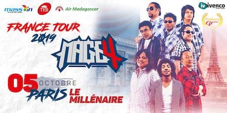 MAGE 4 à PARIS - Le Millénaire - 05 octobre 2019 billets