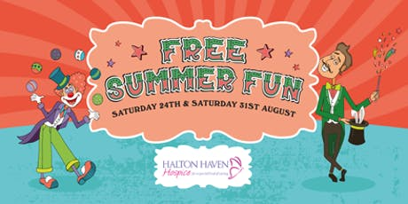 Free Summer Fun tickets