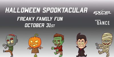 Excel Family Halloween Spooktacular