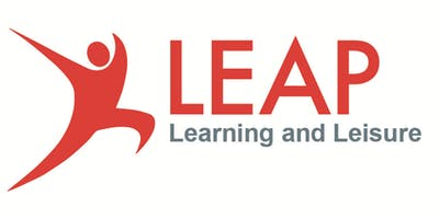 LEAP Class Registration September 2019 - Cambuslang/Rutherglen
