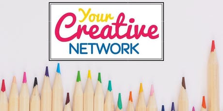 Creative and Digital Networking tickets
