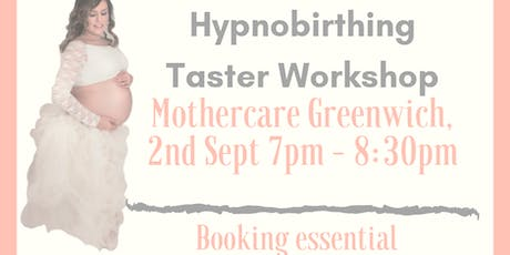 FREE Hypnobirthing Taster workshop tickets