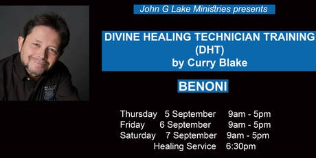 Divine Healing Technician Training (DHT) tickets