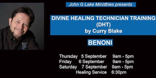 Divine Healing Technician Training (DHT)