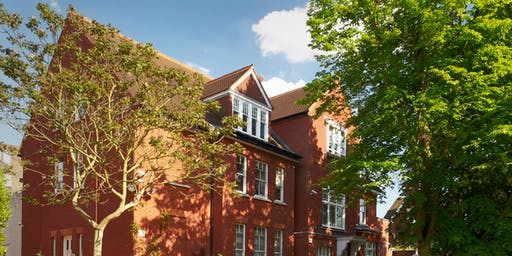 Hampstead Campus Information Morning - 3 March 2020