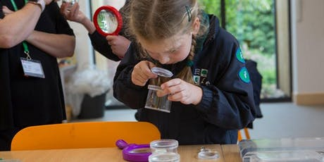 Explorify in the Garden with the Wellcome Trust tickets