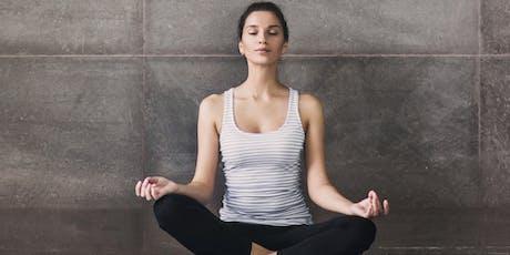 Introduction à la méditation tickets