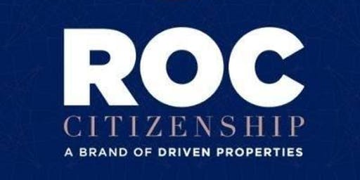 It's time you got your second passport, permanent residency or citizenship by investment though our ROC Citizenship program.