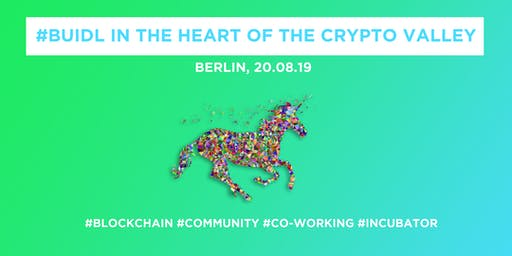 #Buidl in the Heart of the Crypto Valley @Berlin