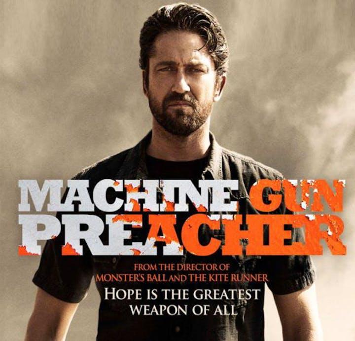 Sam Childers - The REAL Machine Gun Preacher