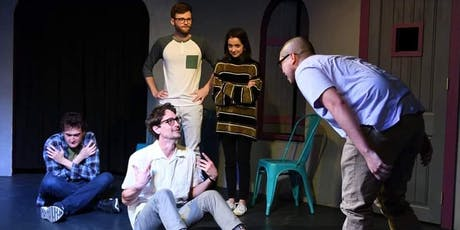 Bexar Stage Improv - Level 1: Scene To Show (Sundays) tickets