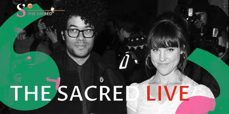 The Sacred Live tickets
