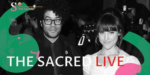 The Sacred Live