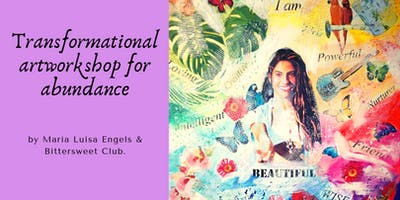 TRANSFORMATIONAL ARTWORKSHOP FOR ABUNDANCE