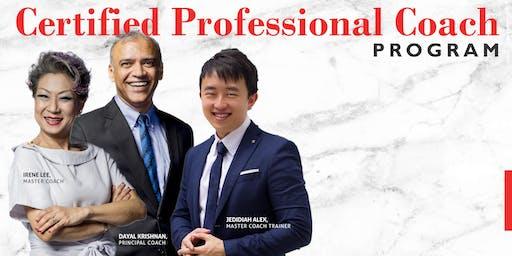 ICF Certified Professional Coach Program : Coaching as a Career