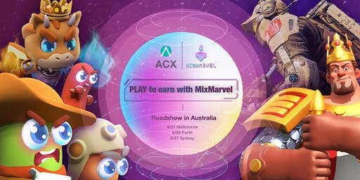 Talk & Trade - PLAY to earn with MixMarvel