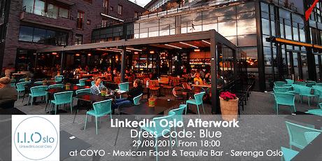 LinkedInLocal Oslo #LLOslo Monthly Afterwork tickets