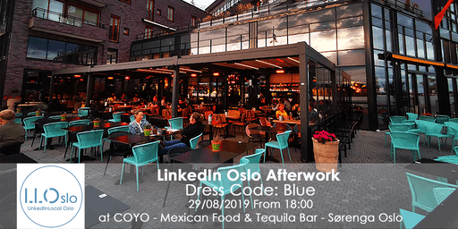 LinkedInLocal Oslo #LLOslo Monthly Afterwork