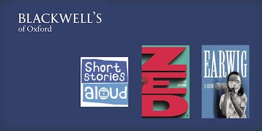 Short Stories Aloud - Joanna Kavenna & Brian Catling