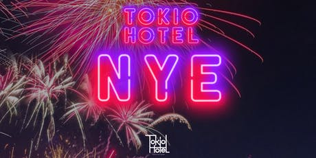 Tokio Hotel New Years Eve - Darling Harbour tickets